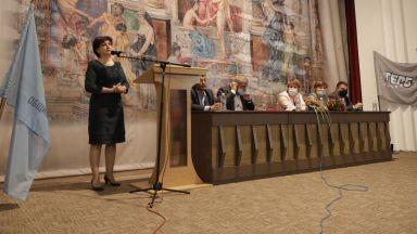 Караянчева за Цветанов: Един от най-големите критици на президента стана негов поддръжник