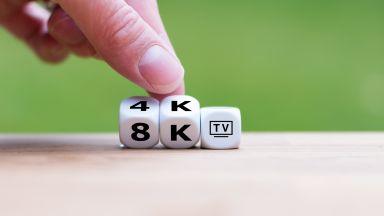 Как 8К резолюцията ще превземе екраните ни