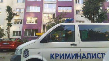 Баща и син пострадаха при взрив на газова бутилка в Бургас