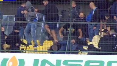 """""""Левски"""" пусна членски карти, ще продава билети само срещу личен документ заради конфликта в агитката"""