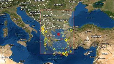 Силно земетресение в Егейско море разлюля и България