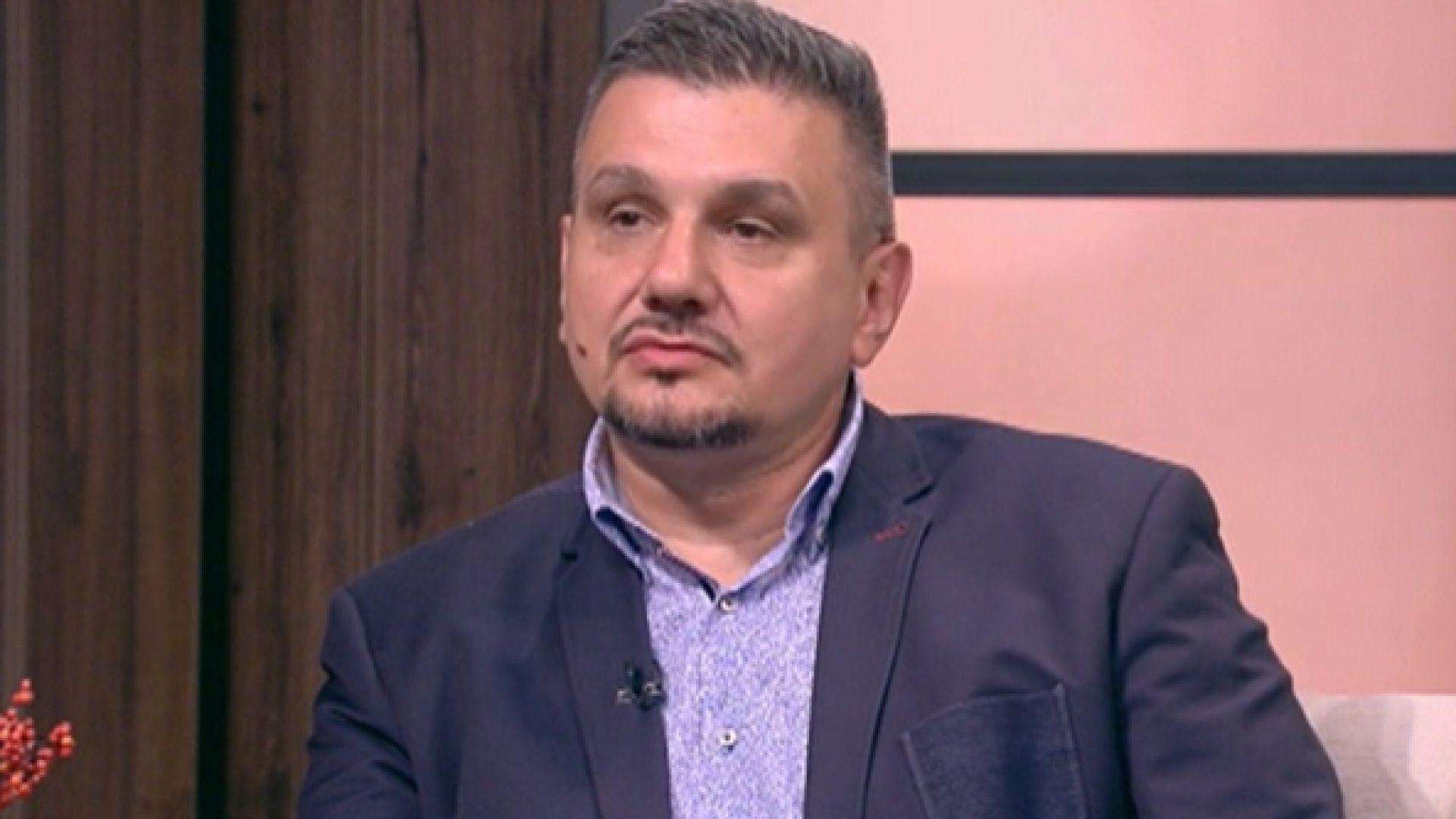 Криминалният психолог Тодор Тодоров: Влизам в партията на Цветан Цветанов, защото му вярвам