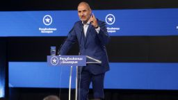 Според Цветан Цветанов партията му е останала извън НС заради големи изборни манипулации