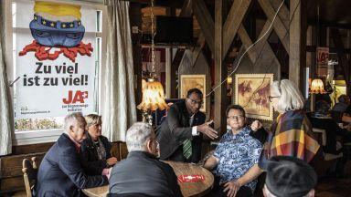 Швейцарците отхвърлиха предложението за ограничаване на миграцията от ЕС