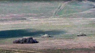 Русия, Франция и ЕС призоваха Баку и Ереван да прекратят военните действия