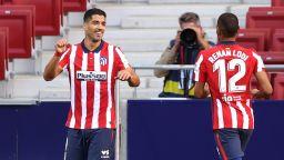 Неудържимият Луис Суарес се развихри още в дебюта си за Атлетико