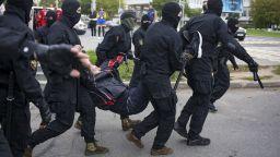 Десетки арестувани в новия поход на опозицията в Минск