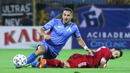 """Нов удар за """"Левски"""" - Ради Цонев ще бъде извън терените за шест месеца"""
