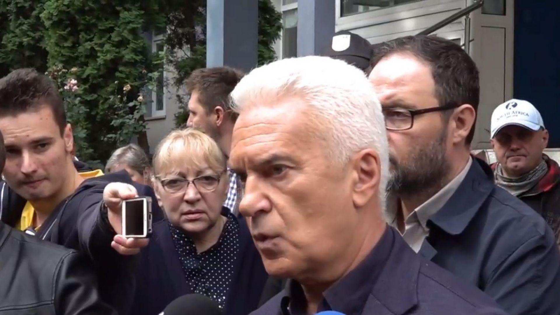 Волен Сидеров отново ще се пробва за президент