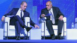Борисов за партията на Цветанов: Той си има ново семейство, а при мен останаха децата