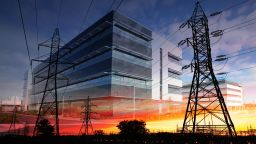 Цените на европейските електроенергийни борси се устремиха към широк диапазон