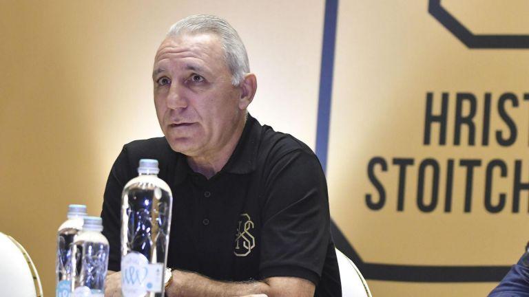 Стоичков: Отдавна казах, че футболът ни ще стигне дъното. От четвърти в света - в четвърта урна