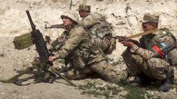 Президентът на Азербайджан: Ще воюваме, докато арменските военни не напуснат