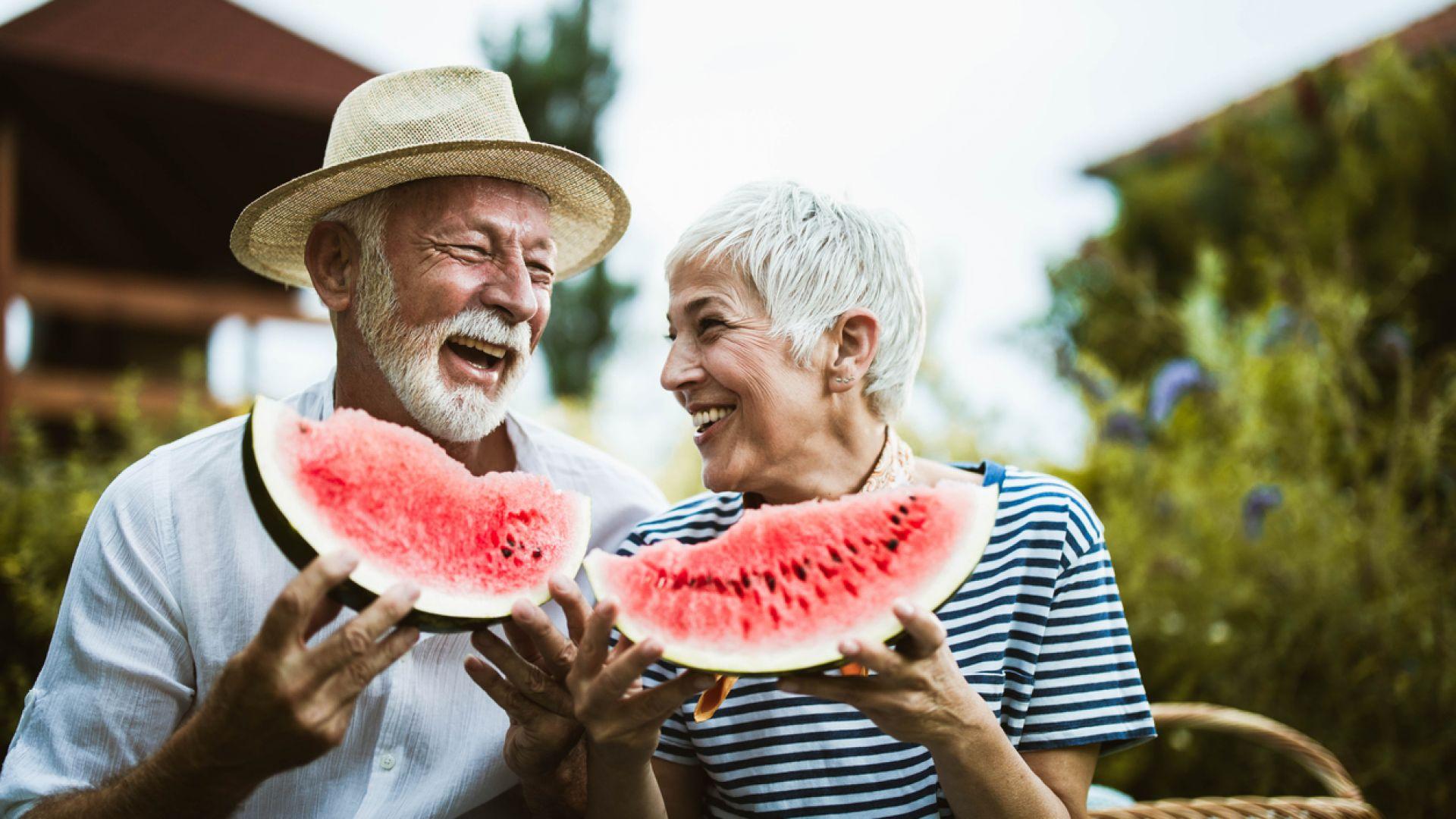 Най-подходящата диета според възрастта