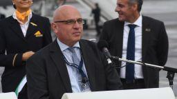 Христо Щерионов заема поста на трагично загиналия авиационен шеф Станимир Лешев
