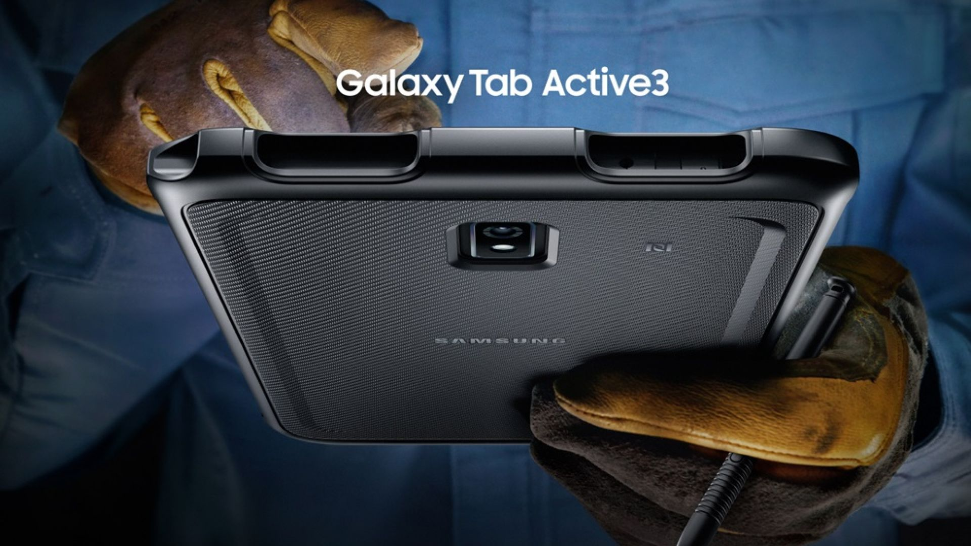 Samsung представи нов издръжлив таблет