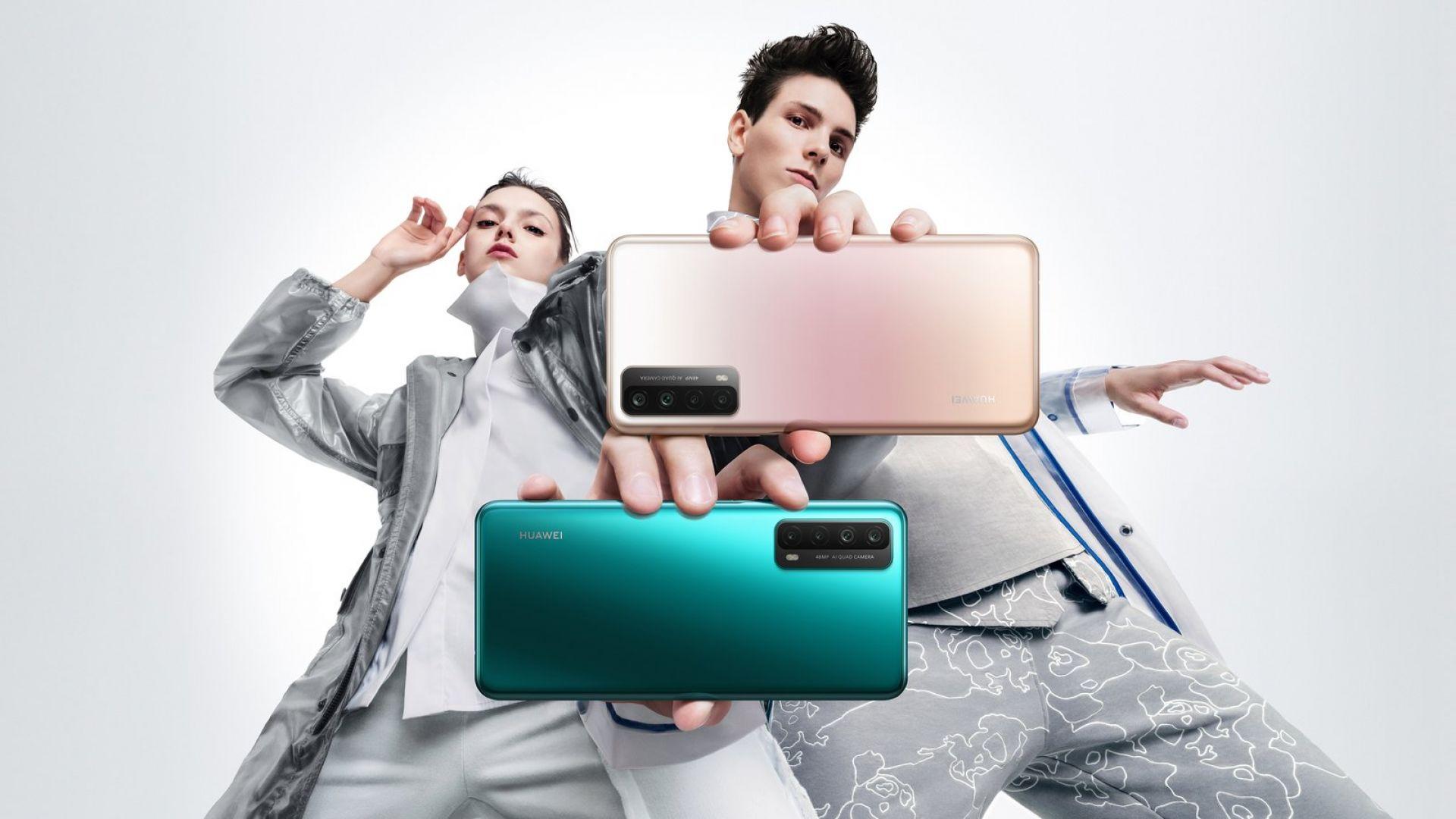 Huawei разкри какво да очакваме от новия P Smart