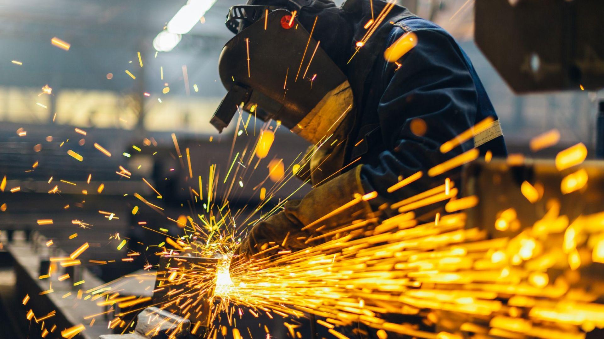 Промишлените поръчки в Германия отбелязаха скок през ноември
