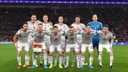 Унгария обяви състава си за София, остави капитана у дома