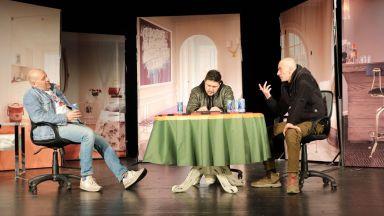 """Малин Кръстев, Асен Блатечки и Димитър Бакалов разсмиват до сълзи в """"Заложи на сигурно"""""""