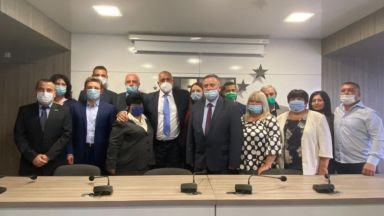 Борисов пред новите кметове на ГЕРБ: В бюджета за 2021 г. акцент ще бъдат малките селища