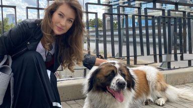 Никол Станкулова за малко да открадне куче от стопанина му
