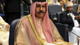 83-годишният Науаф ал Ахмад ас Сабах е новият емир на Кувейт