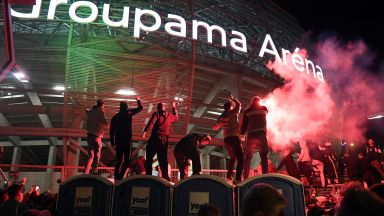 Каква пандемия? Будапеща празнува - нейният Фради е в Шампионската лига (Резултати)