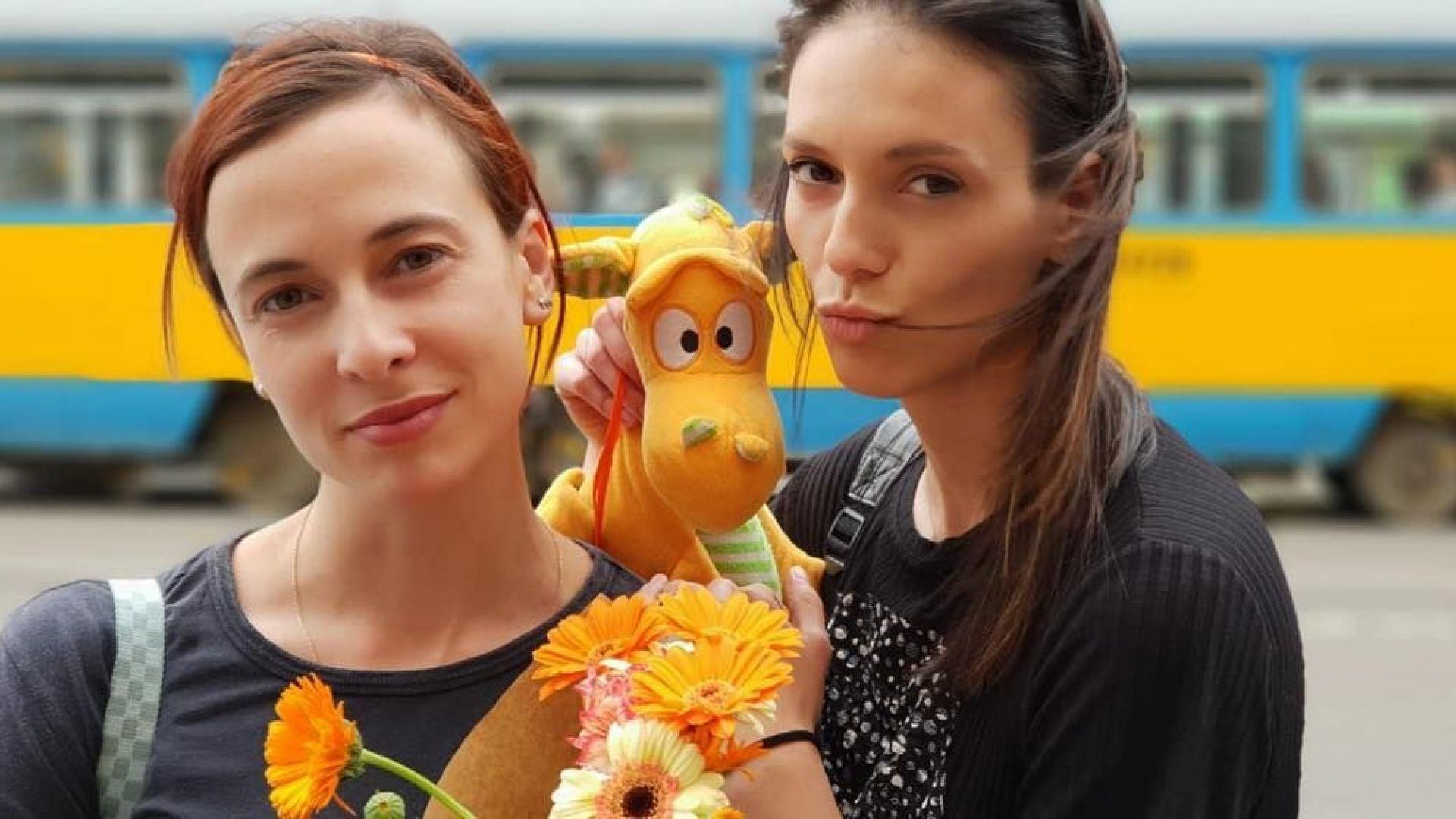 Луиза Григорова и Весела Бабинова се прибраха вкъщи с бебетата си