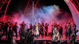 """Мегапродукцията """"Африканката"""" на Дойче Опер-Берлин и Старозагорската опера за първи път в София"""