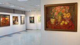 Посолството ни в Берлин показва за първи път пред публика картини от колекцията си