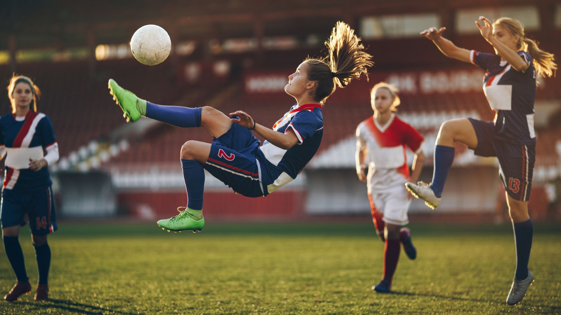 Спортът е особено полезен за момичетата
