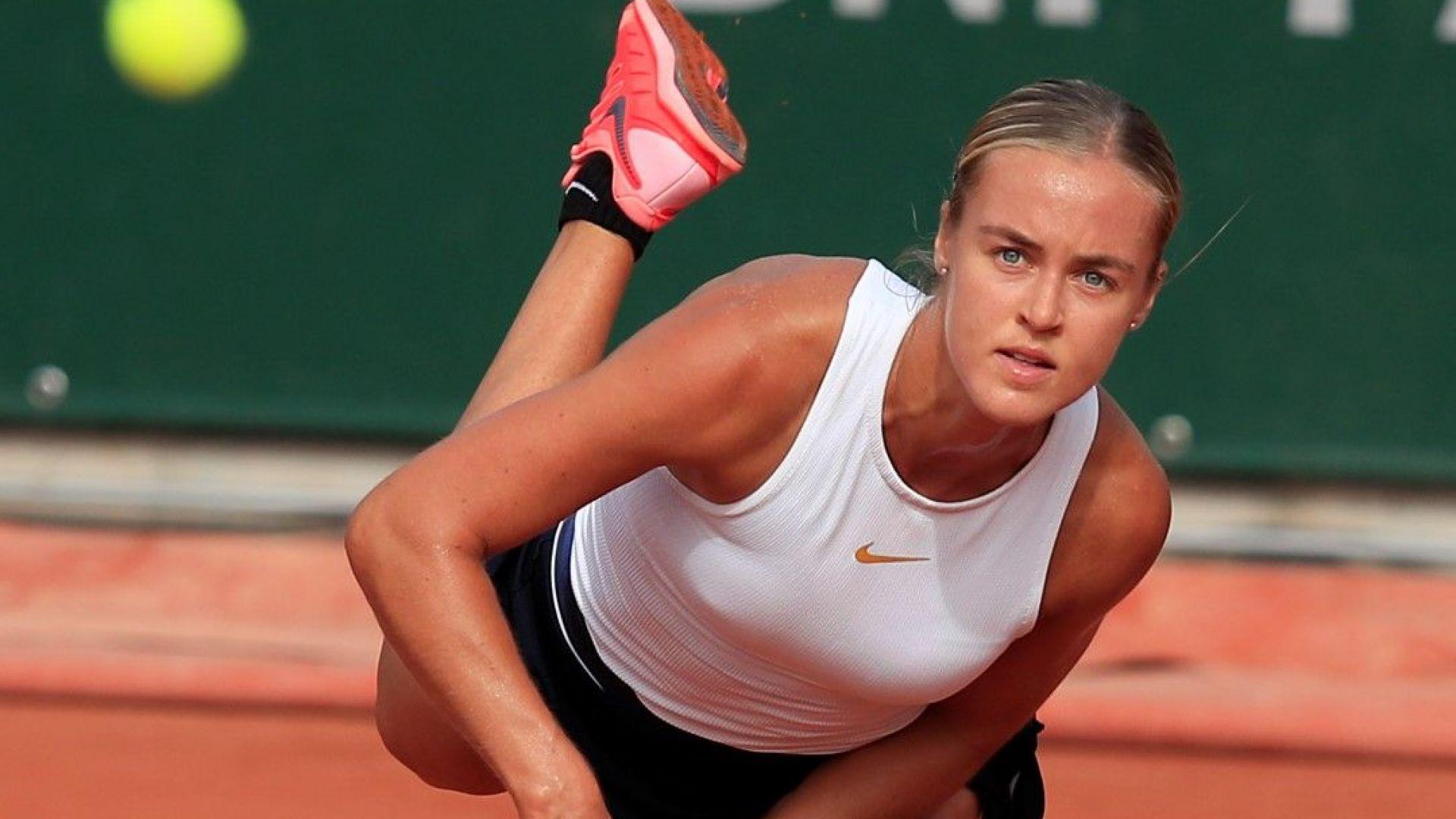 Словашка красавица сензационно прати у дома финалистката от US Open, ясна е съперничката на Цвети