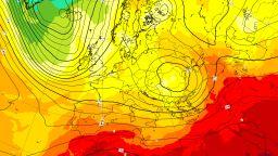 Добра новина за метеопрогнозите: картите на ЕС стават публични