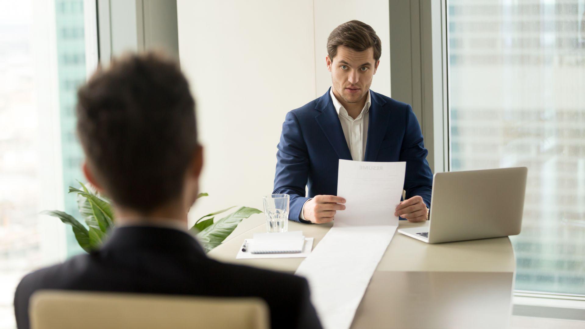 Защо не получаваш предложения за работа?