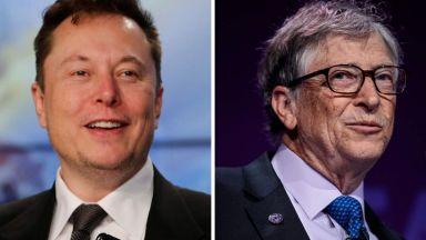 Илон Мъск: Няма да се ваксинирам, Бил Гейтс е тъпак