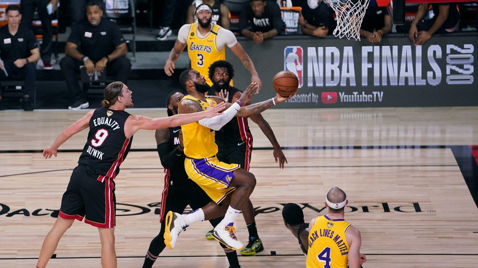 Обявиха дата за начало на новия сезон в НБА