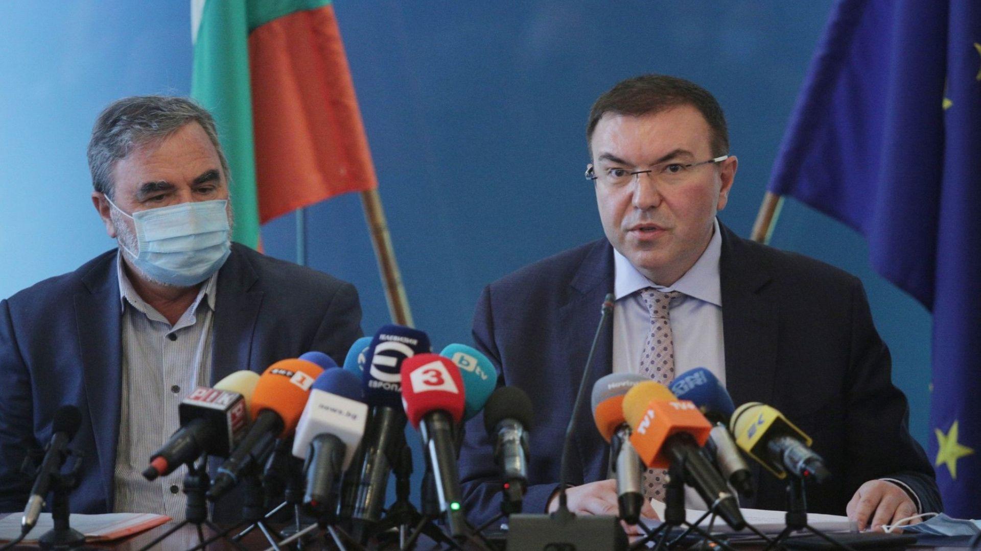 Щабът: Започват затруднения с болниците, не пътувайте до Благоевград и Търговище