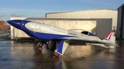 Успешни тестове за електрическия самолет на Rolls-Royce