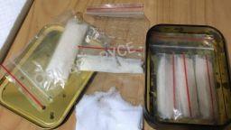 Иззеха голямо количество наркотици и 80 000 лева при акця в Русе (СНИМКИ)