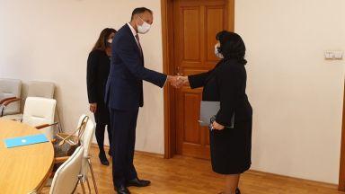 Ключов US политик дойде в България за два газови проекта