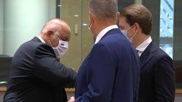 Борисов в Брюксел: Ще гарантираме сигурността на външните граници на ЕС (снимки)