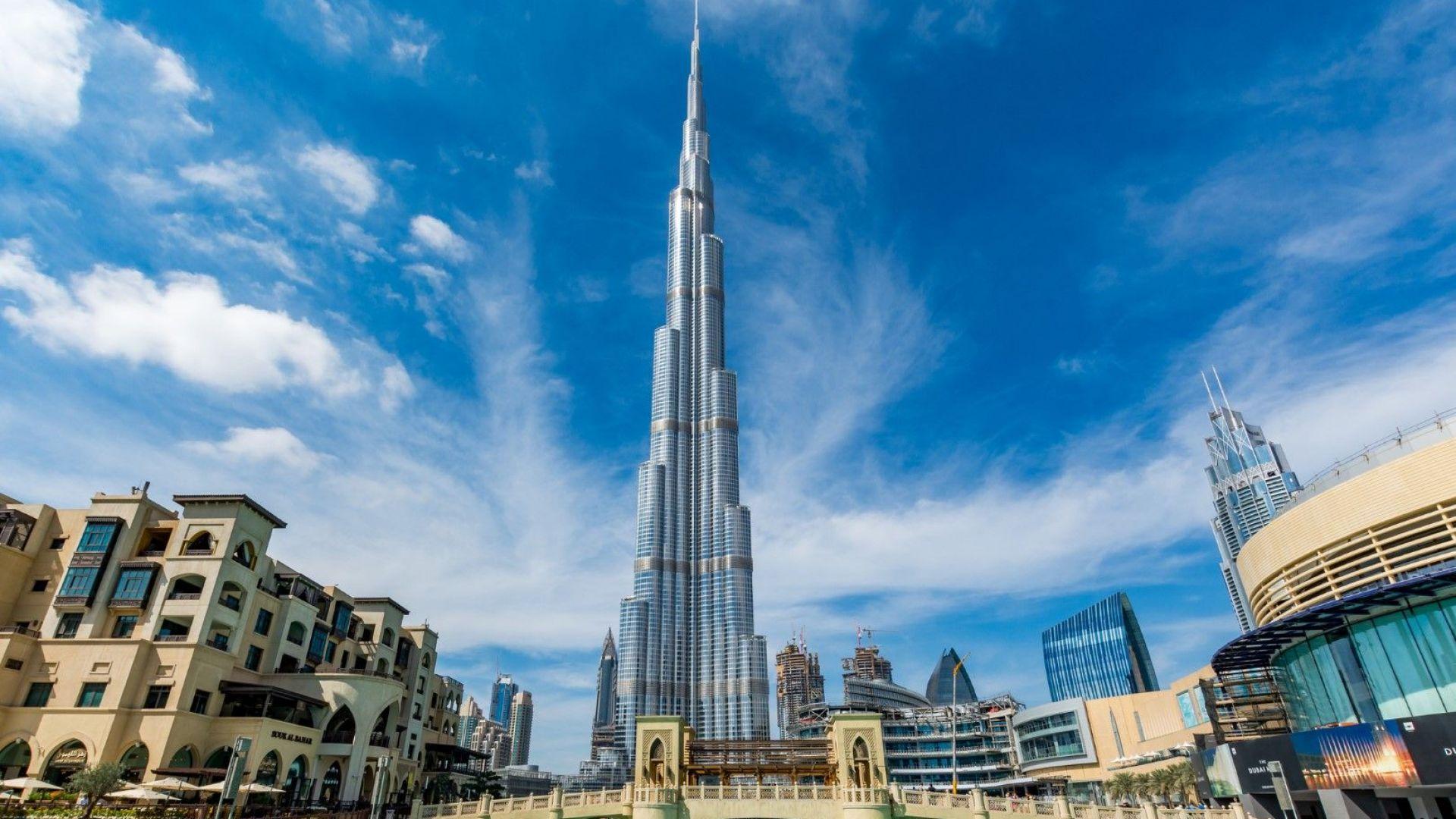 Строителят на най-високата сграда в света е във фалит
