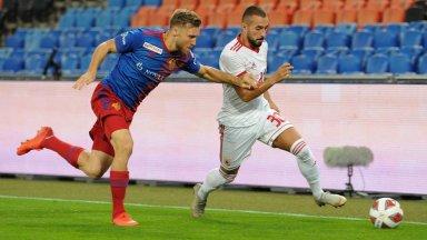Базел - ЦСКА 1:0, домакините реализираха дузпа (на живо)