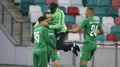 Лудогорец - Антверпен 0:0 (на живо)