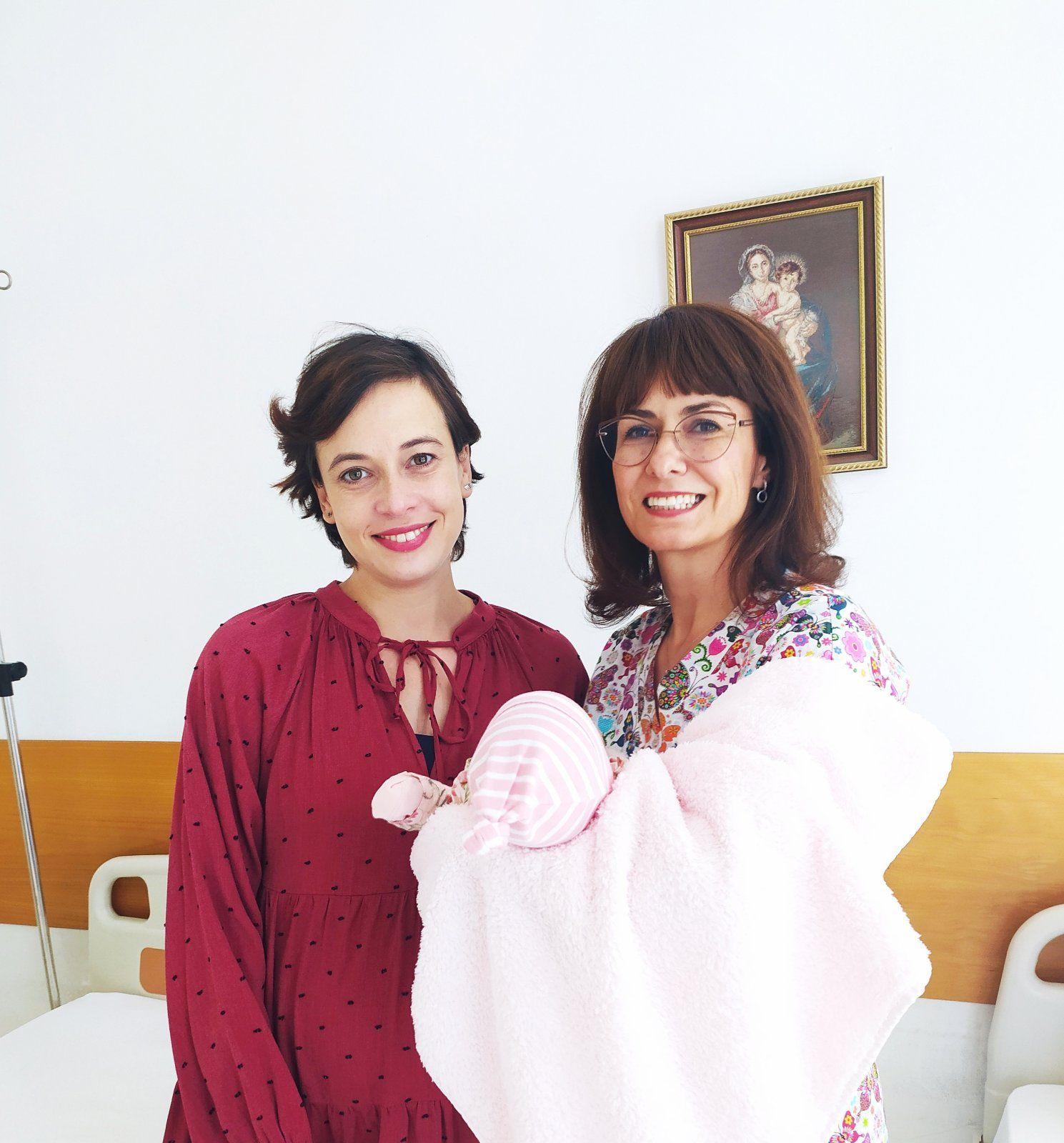 Весела Бабинова и  д-р Светлана Лекова