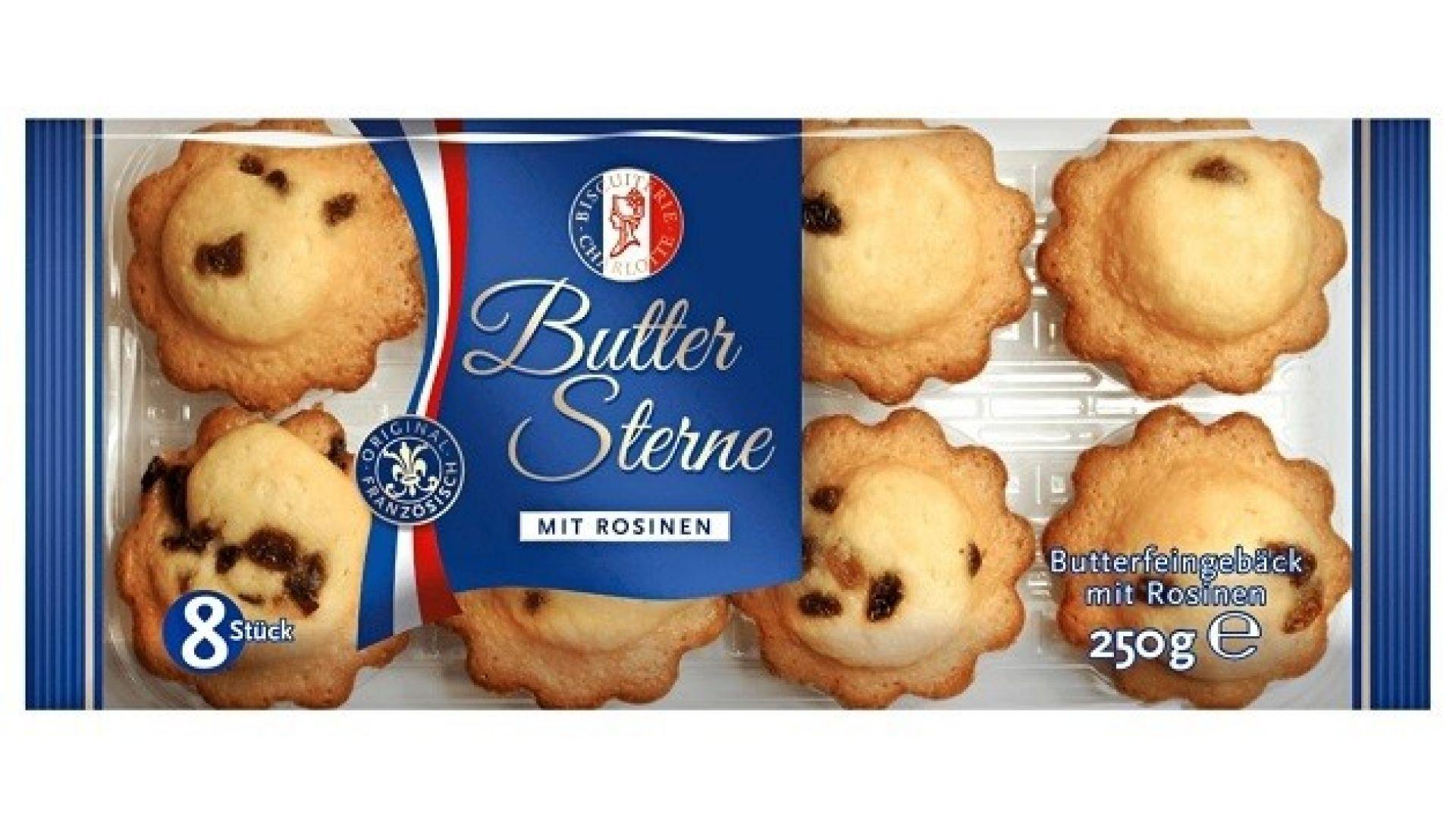 Изтеглят от пазара френски кексчета след сигнал за метални парчета в тях