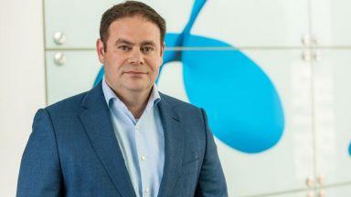 Джейсън Кинг, изпълнителен директор на Теленор: Да отговорим на нуждите на бизнеса и потребителите е най-важното за растежа
