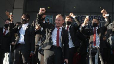 Треньорът на ЦСКА за първия мач в групата: Няма да се браним, те ще се съобразяват с нас