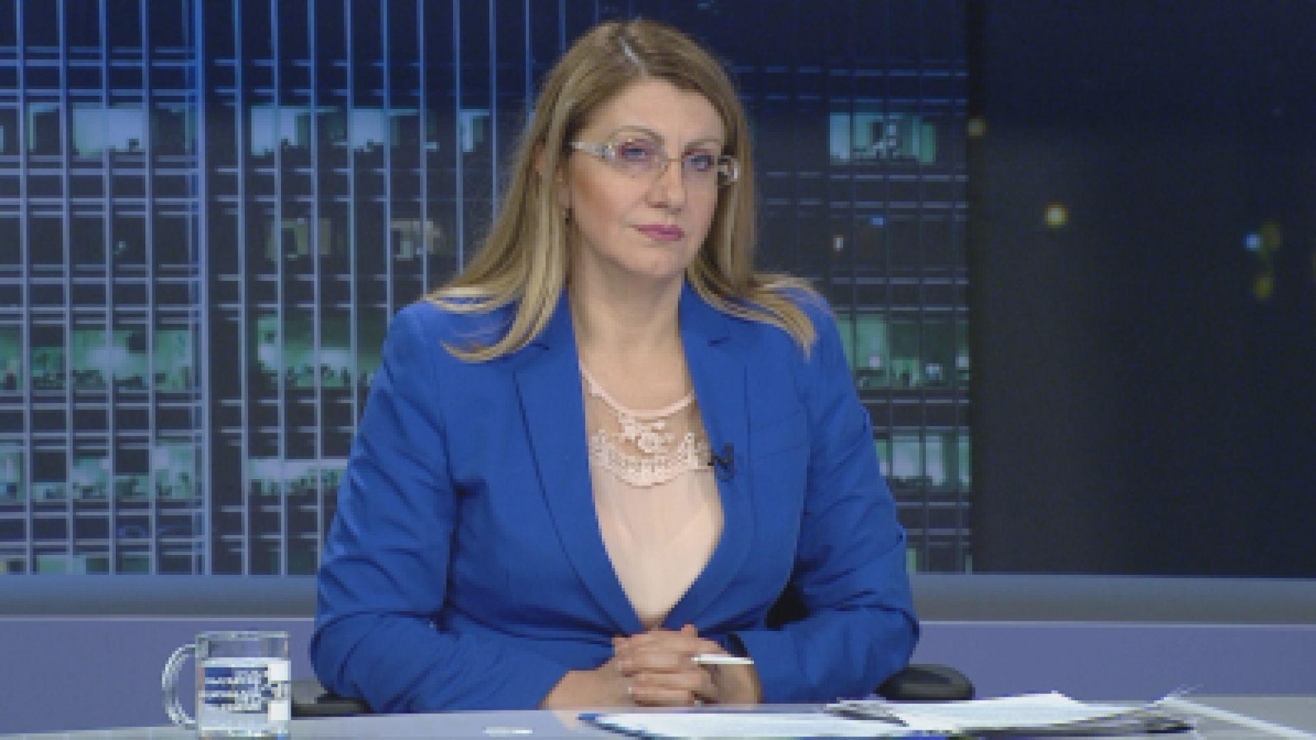 Ахладова: Критиките на ЕК към България не са повече отколкото към другите